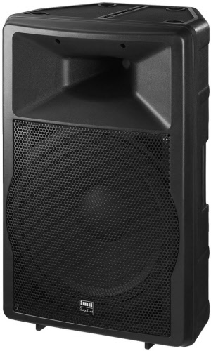 mk2 active dj speaker 300 watt max pak 115mk2. Black Bedroom Furniture Sets. Home Design Ideas